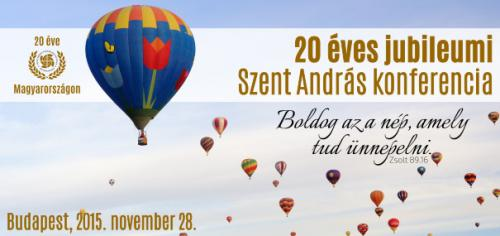 HU-15-19 20 éves jubileumi Szent András konferencia; kép: (CC) a4gpa: Mass Ascension Balloon Field - Albuquerque International Balloon Fiesta 2009; forrás: https://www.flickr.com/photos/a4gpa/4002852413