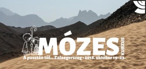 Mózes kurzus Zalaegerszeg 2018 - Kép: (CC) Szerző: schmitzduisburg, forrás: https://pixabay.com/photo-3126461/