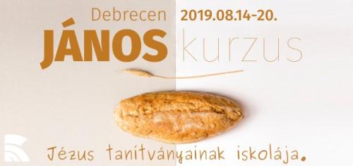 János kurzus Debrecen 2019 - Kép: (CC) Mariana Kurnyk https://www.pexels.com/photo/two-baked-breads-1756062/